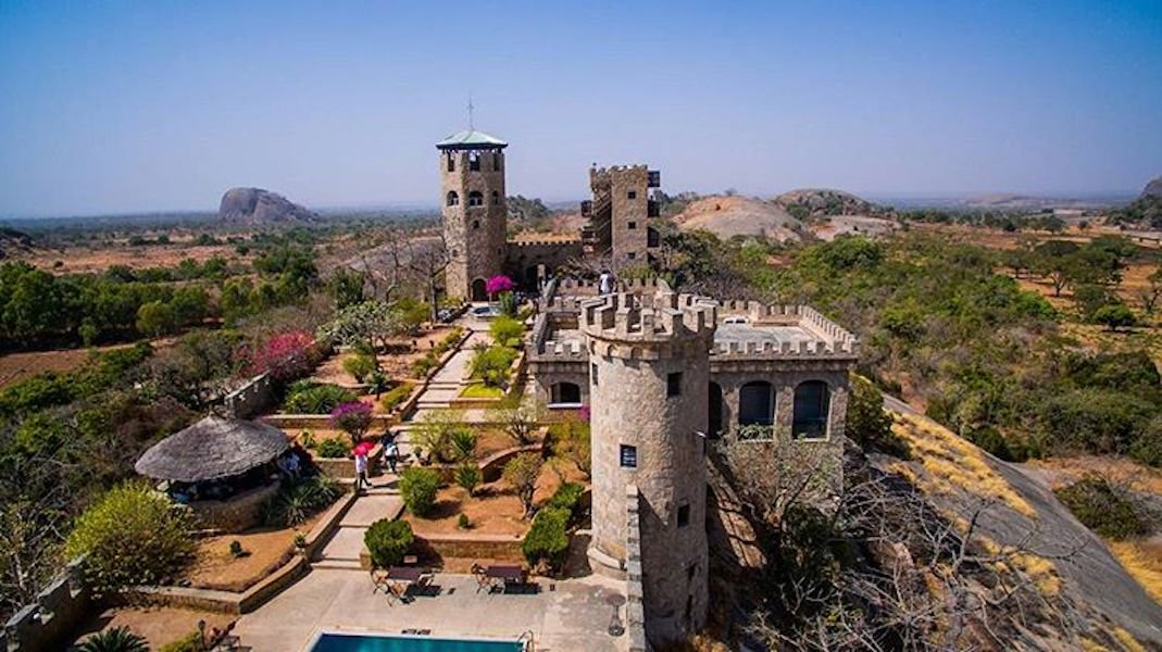 Tourism in Nigeria. Monuments such as the Kajuru castle in Kaduna are under-utilized due to insecurity and poor maintenance, amongst other factors.
