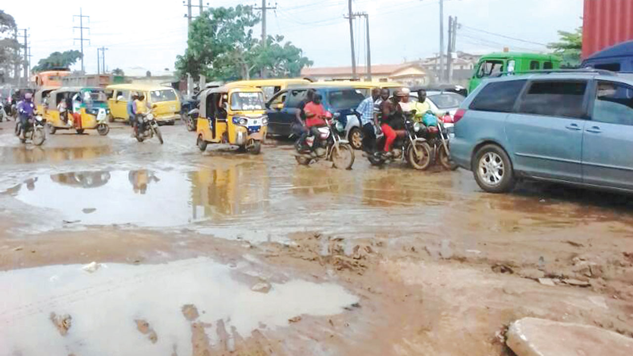 What is wrong with Lagos roads? - Qwenu!
